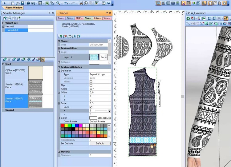Efi Acquires Digital Textile Printing Software