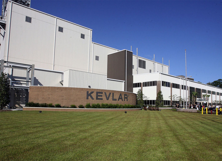DuPont to close Kevlar production site