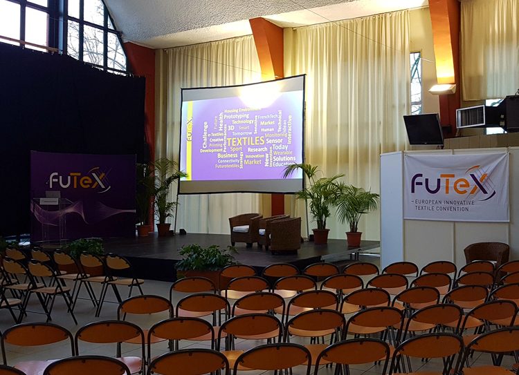 Futex conference in Lille, France.