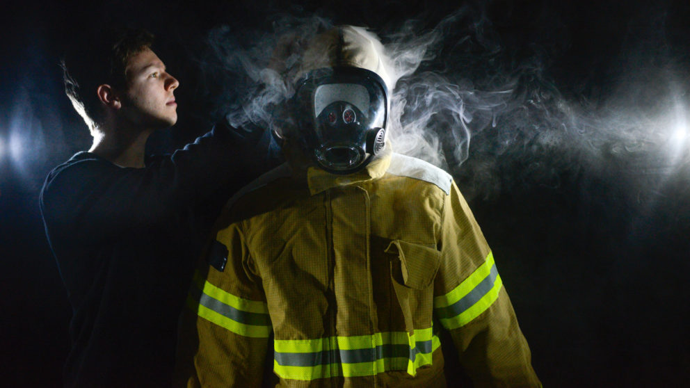 Experts at the College of Textiles' Textile Protection and Comfort Center at NC State University are developing new personal protective equipment PPE for firefighters.