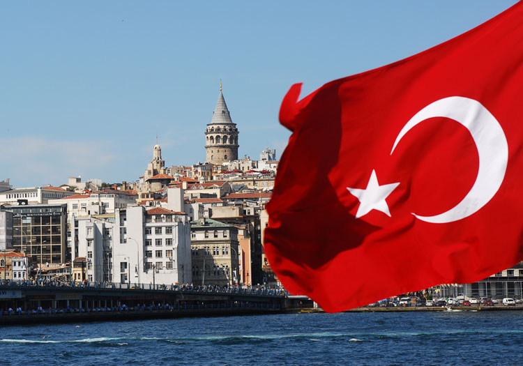 Turkey reports half-year growth