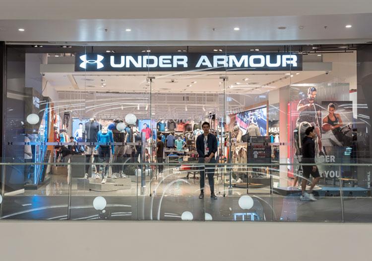 under armour india
