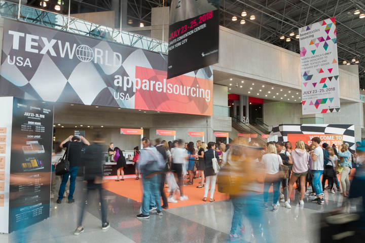 New This Year Texworld USA Returns for the Summer Edition in