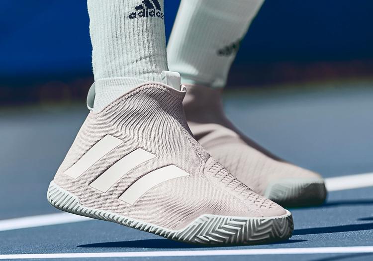 Adidas creates new laceless tennis shoes