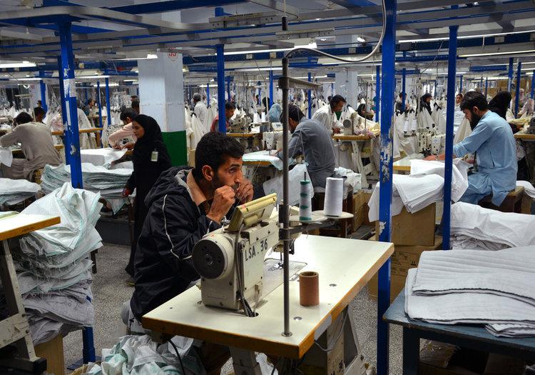 Pakistan textile exports underperforming