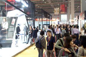 Intertextile Shanghai Fabrics